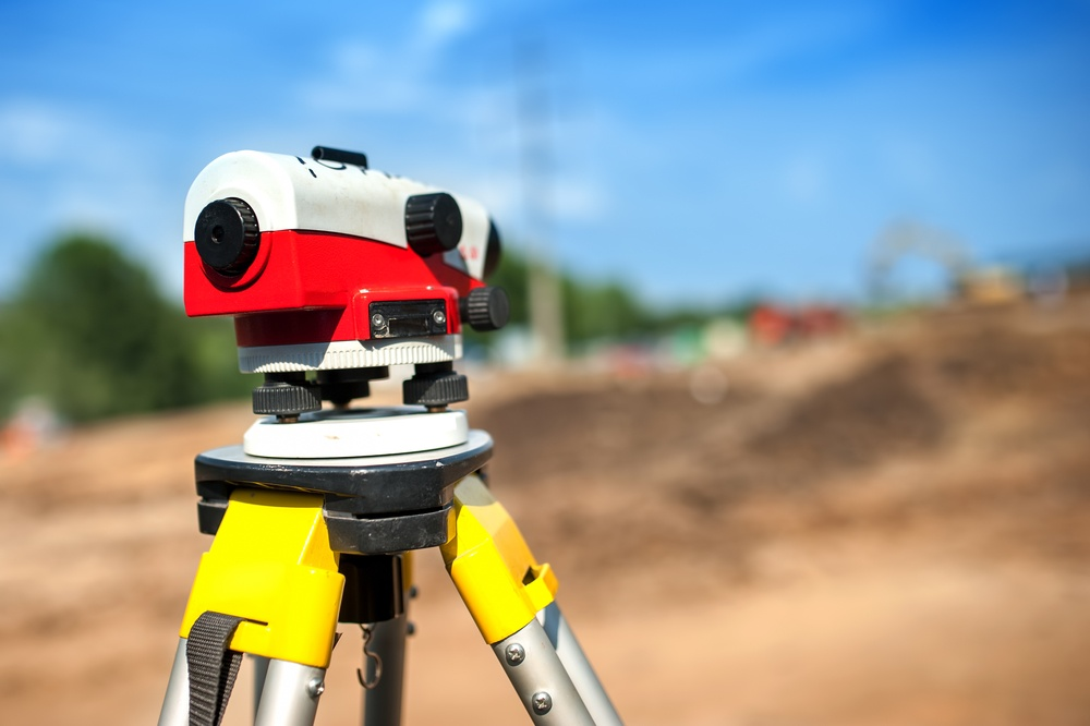 land surveying history