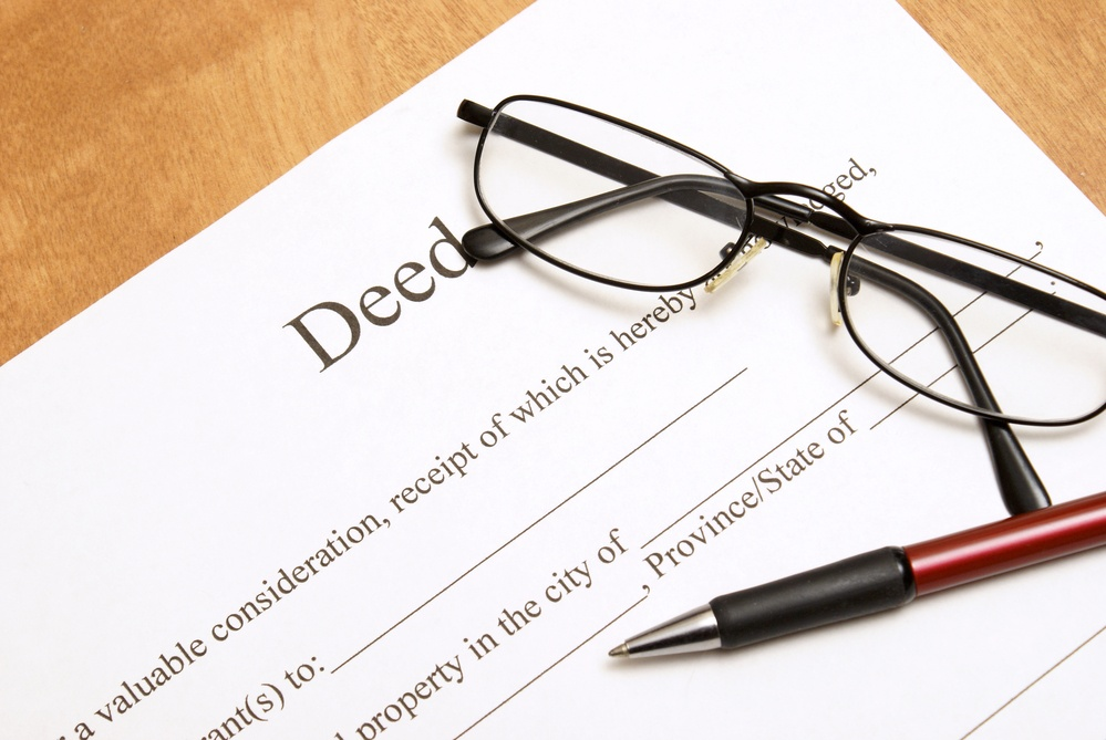 What You Need to Know about Easement Deeds