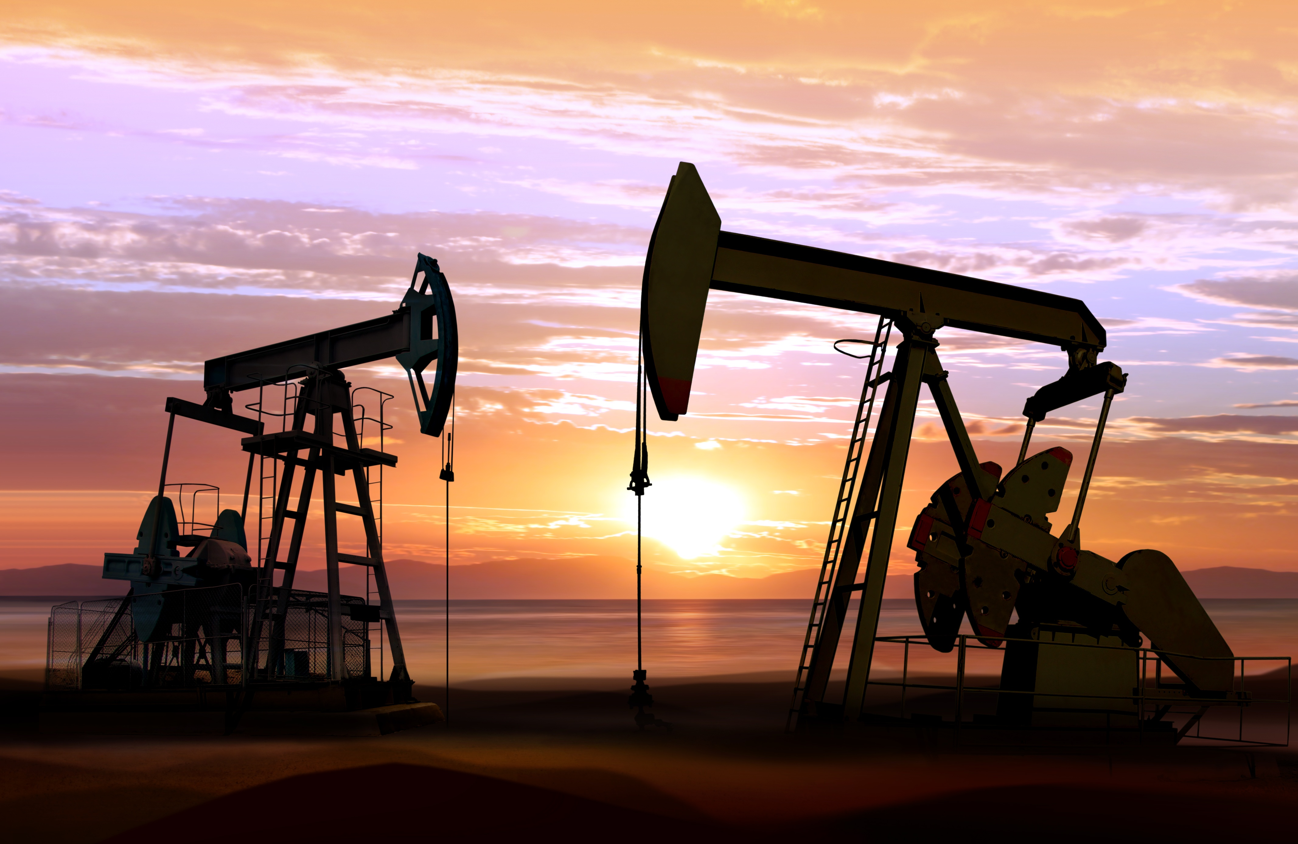 oil and gas title process