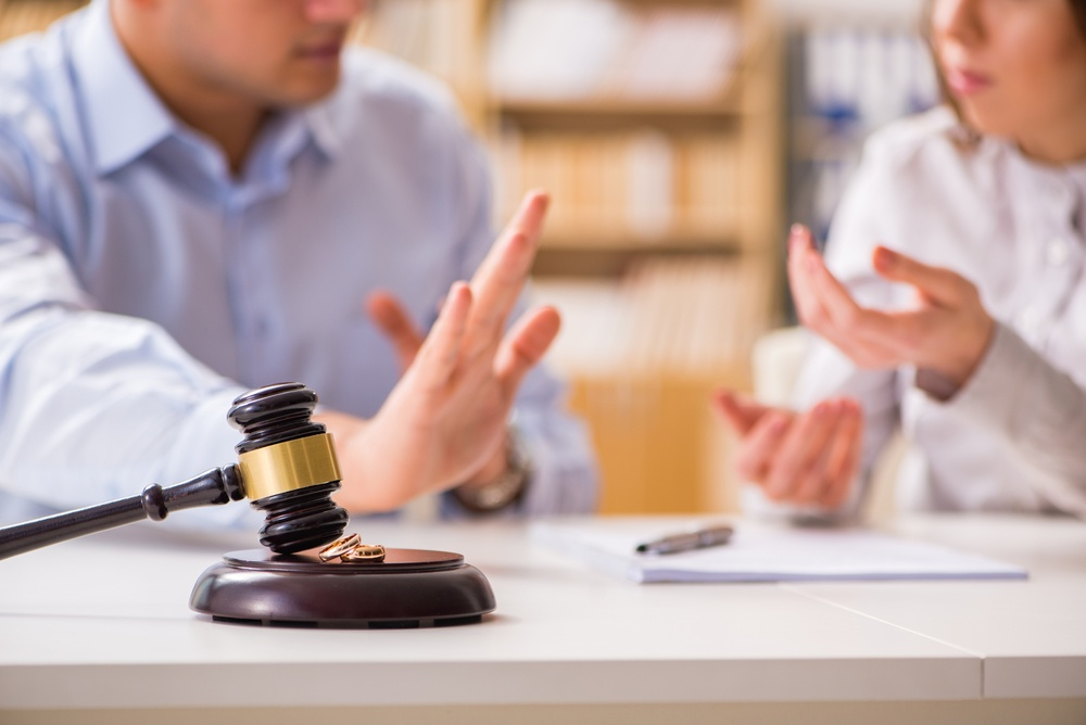 confidential divorce records